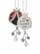 Ganz Lucky Ladybugs Car Charms - It's Your Lucky Day