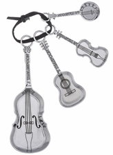 Ganz Measuring Spoons - Musical String Instruments