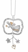 Ganz Spinning Car Charms - Angels Watch Over Us