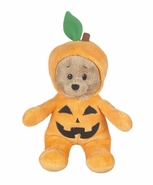 Ganz Wee Bears - Pumpkin Fall Halloween Bear
