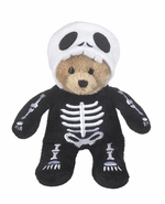 Ganz Wee Bears - Skeleton Halloween Bear
