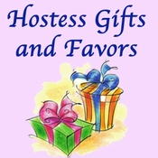 Hostess Gifts & Favors