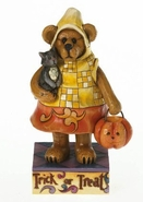 Jim Shore - Boyds Bears Gunther Sugartooth and Shadow Figurine