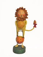 Lori Mitchell King of the Jungle Wizard of Oz Halloween Figurine