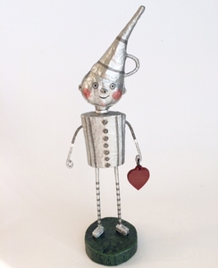 Lori Mitchell Tin Man Wizard of Oz Figurine
