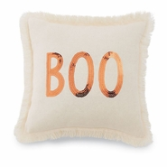 Mud Pie Halloween BOO Sequin Pillows