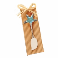 Mud Pie Sealife Mini Cheese Spreaders - Starfish