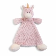 Nat & Jules Wendy Unicorn Rattle Cozy Baby Blankie