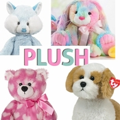 Plush - Bears and Friends