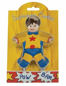 Cookie Cutters - Superhero