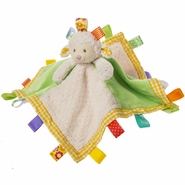 Taggies Sherbert Lamb Character Baby Blanket by Mary Meyer