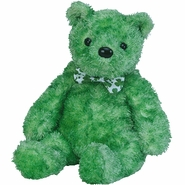 TY Beanie Babies Luck-e Irish Bear (Internet Exclusive)