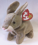 TY Beanie Babies Nibbly Bunny