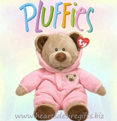 TY Pluffies and Baby Plush
