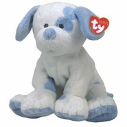 TY Pluffies Baby Pups Blue