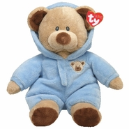 TY Pluffies PJ Bear Blue