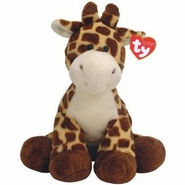 TY Pluffies Tiptop the Giraffe