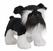 Webkinz King Schnauzer Dog