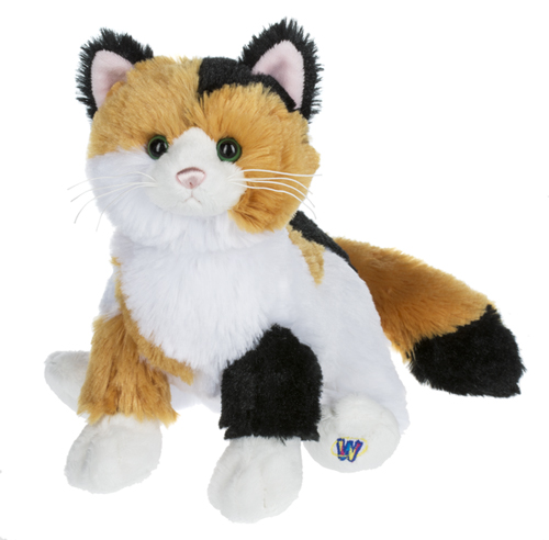 Webkinz Patchwork Cat Calico Cat Hearts Desire Gifts