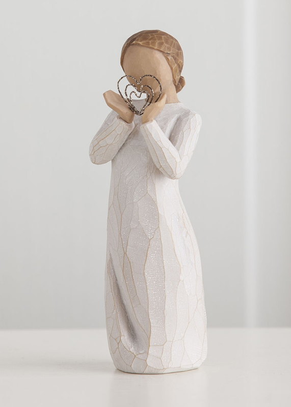 Willow Tree Lots Of Love Figurine By Susan Lordi From