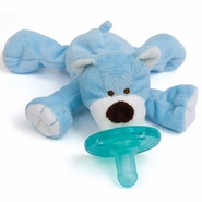 WubbaNub Blue Bear Pacifier