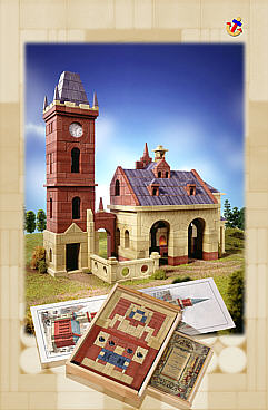 Anchor Stone <br>Building Set  #16A