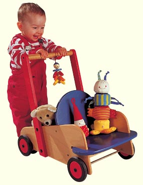 Baby Walkers <br>& Ride-on Toys