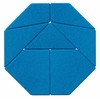 Anchor Stone Puzzle <br>Blue Octagon