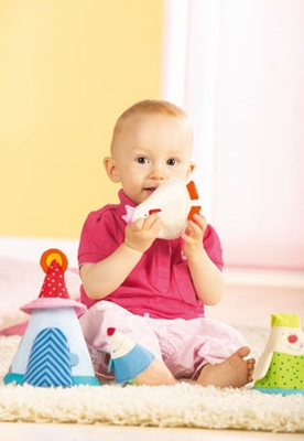 Cloth Stacking Toys