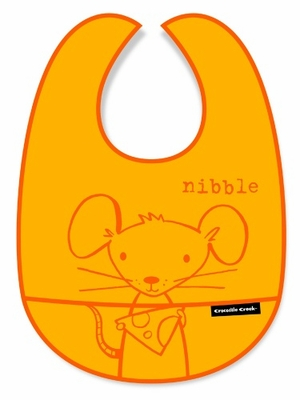 Crocodile Creek Bib <br>Nibble