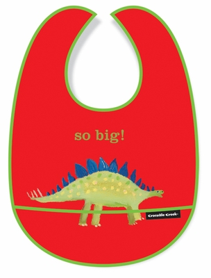 Crocodile Creek Bib <br>So Big