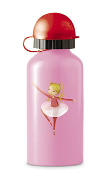 Crocodile Creek <br>Drinking Bottle <br>Ballerina