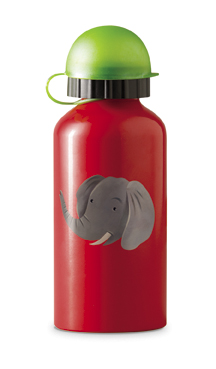 Crocodile Creek <br>Drinking Bottle <br>Elephant