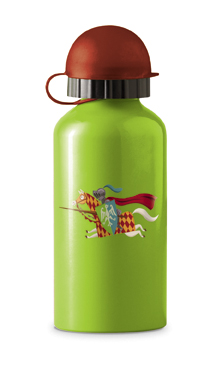 Crocodile Creek <br>Drinking Bottle <br>Jouster