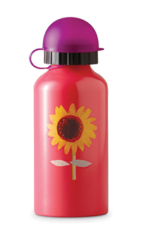 Crocodile Creek <br>Drinking Bottle <br>Sunflower
