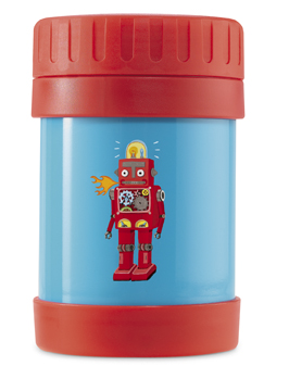 Crocodile Creek <br>Food Jar <br>Robot