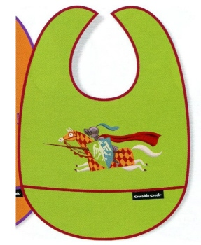 Crocodile Creek <br>Jouster Bib