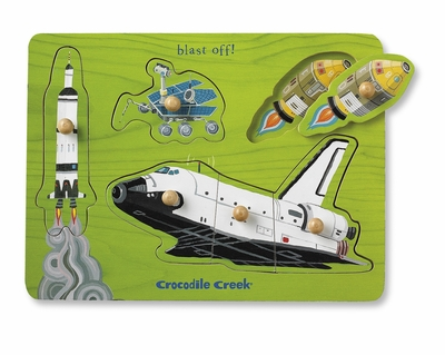 Crocodile Creek <br>Puzzles for Tots