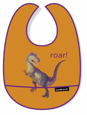 Crocodile Creek <br>T-Rex Bib