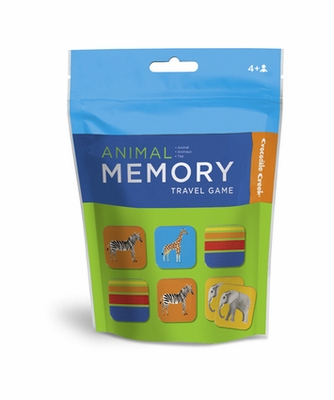 Crocodile Creek <br>Travel Game <br>Animal Memory