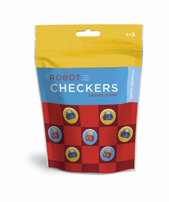 Crocodile Creek <br>Travel Game<br>Robot Checkers