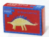 Crocodile Creek <br>Two-sided Puzzle <br>Stegosaurus/Phytosaur