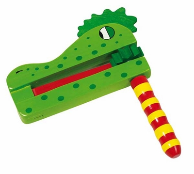 Crocodile Rattle