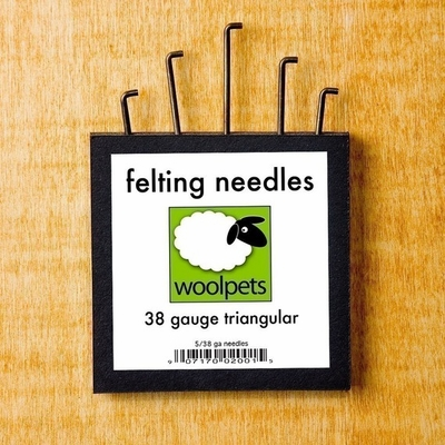 Felting Needles <br>38 Gauge