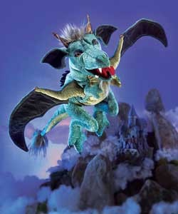 Folkmanis Puppet <br>Sky Dragon