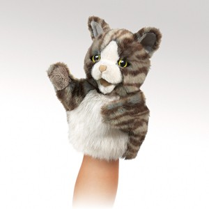 Folkmanis Puppet <br>Little Cat