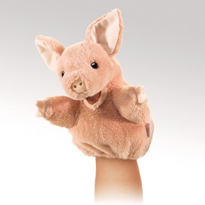 Folkmanis Puppet <br>Little Pig