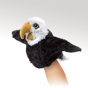 Folkmanis Puppet <br>Little Eagle