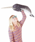 Folkmanis Puppet <br>Narwhal