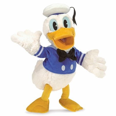 Folkmanis Puppet <br>Donald Duck